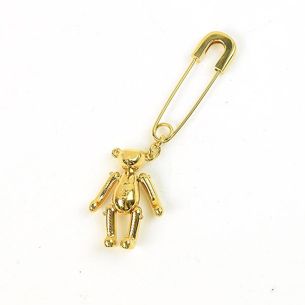 AMBUSH アンブッシュ Safety Pin Earrings ベアーピアス ブランド ゴールド35jL4ARqSc