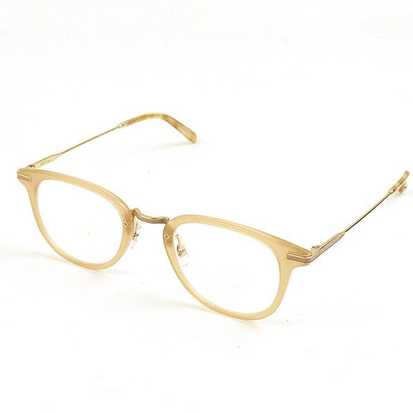 9c89776cd20 Garrett Leight Garrett rate KINNEY COMBO glasses eyewear brand beige 47 □ 24