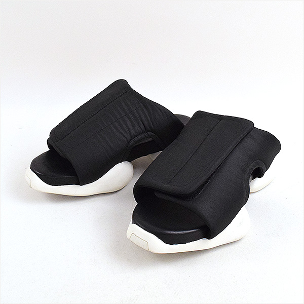 new product 3a6db dd56e Rick Owens リックオウエンス X adidas Adidas 16SS CROG sandals lady's black 23.5cm  in the spring and summer
