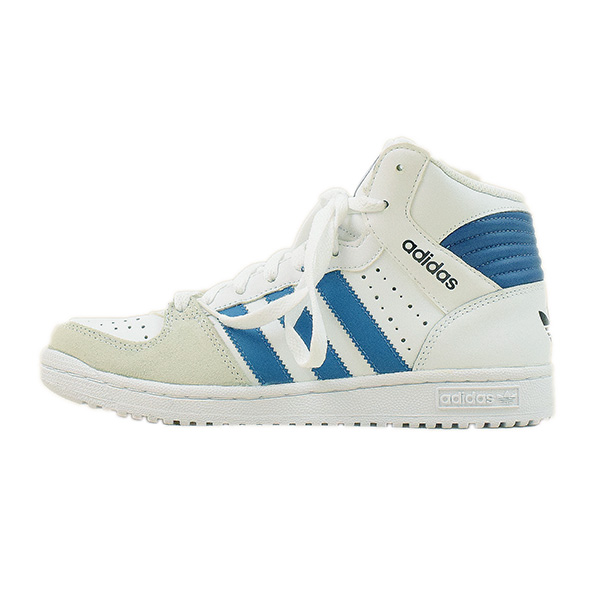 adidas Adidas PRO PLAY 2.0 HERREN HIGH TOP SNEAKER higher frequency elimination sneakers Lady's white 24.5cm