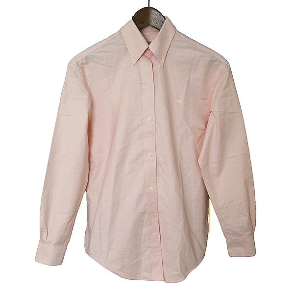 Men's Clothing Brooks Brothers 1818 Tan Xl Linen Long Sleeve Shirt