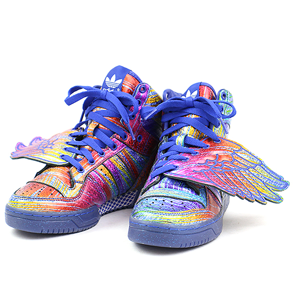 taille 40 aa6c5 c2d9f adidas Originals by JEREMY SCOTT Adidas originals by Jeremy Scot JS Wings  higher frequency elimination sneakers mixture 23.5cm Lady's