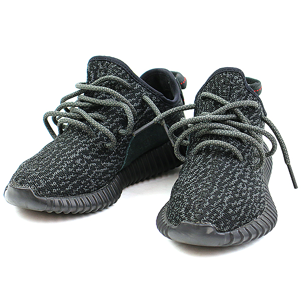 hot sale online 2b1ef c8191 adidas Adidas YEEZY BOOST 350 PIRATE BLACK sneakers black 23cm Lady's