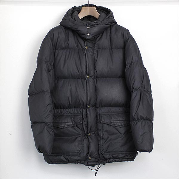 MONCLER GRENOBLE (MONCLER Grenoble) down jacket blue tags black 205P01Oct16