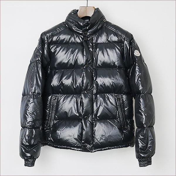 MONCLER モンクレール EVER/ダウンジャケット ブラック 1【中古】