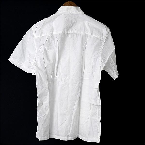 Supreme shupurimu 15SS Zip Front Guayabera Shirt古巴衬衫白S