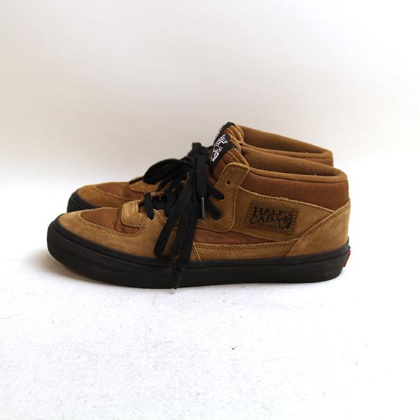 9bd5902a77f2a8 Gosha rubchinskiy gorshalabutin ski x VANS 16AW HALF CAB sneakers Brown  26.5 cm