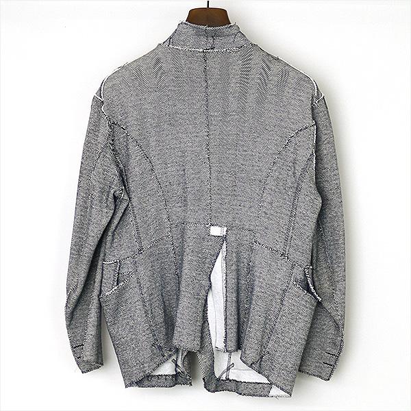 TAKAHIRO MIYASHITA The SoloIst. タカヒロミヤシタザソロイスト pajama jacket rebuilding pajamas jacket gray M