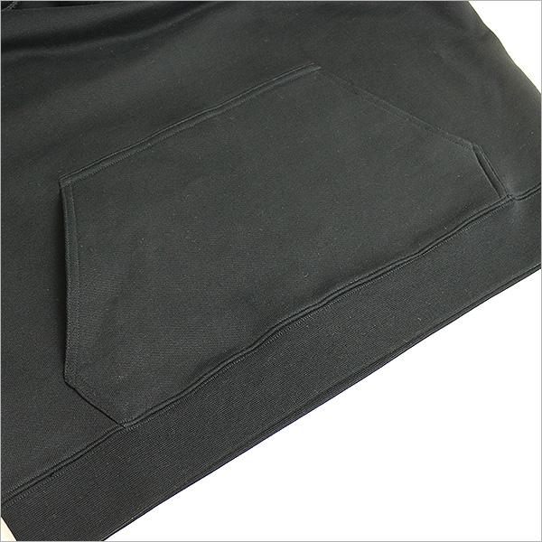 BALENCIAGA巴伦西亚蛾17SS车辆转弯时的停车反作用力谁日毛衣/套衫Parker黑色L