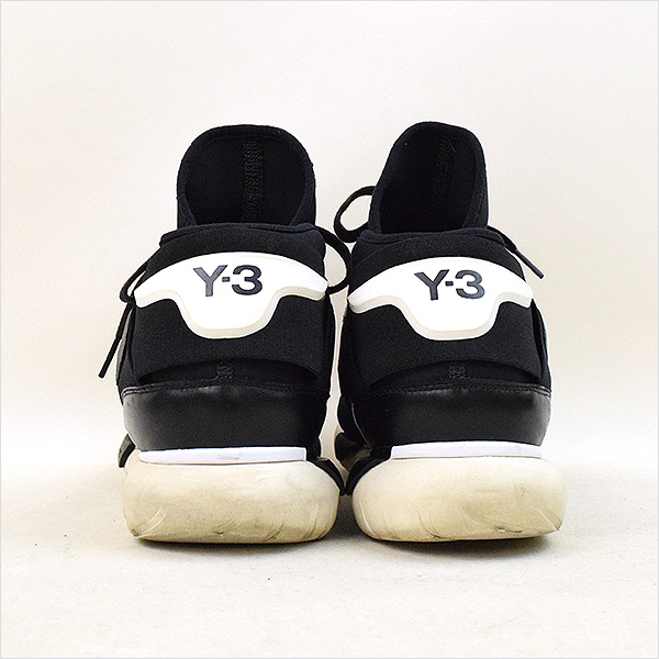 df32e7da3eb37 MODESCAPE Rakuten Ichiba Shop  Y-3 Weiss Lee 15SS QASA HIGH sneakers ...
