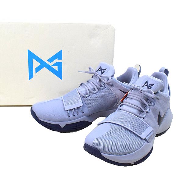 bb3485ba4cd MODESCAPE Rakuten Ichiba Shop  NIKE Nike PG1 EP GLACIER GREY ...