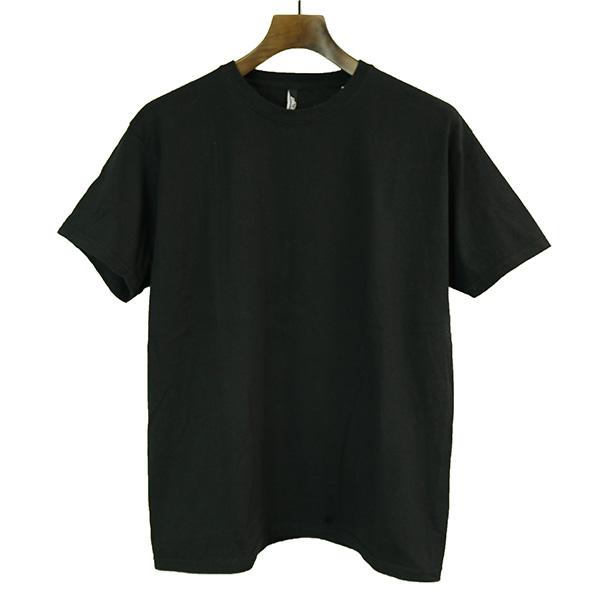 NEIL BARRETT ニールバレット クルーネックTシャツ ブラック M【中古】