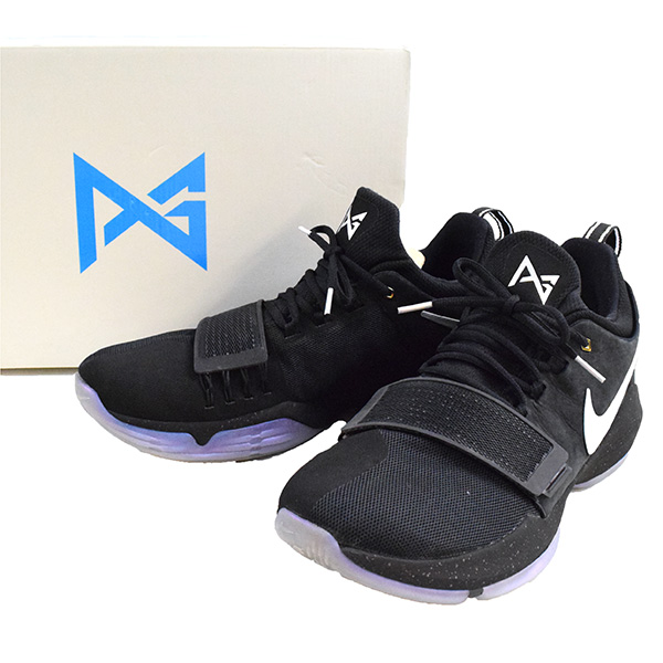 official photos 80196 cf79f NIKE Nike PG 1 TS PROTOTYPE EP sneakers black 31cm