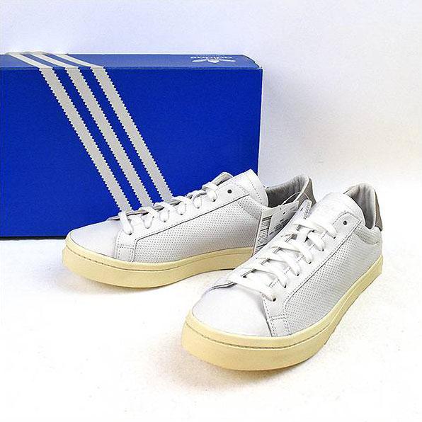 adidas アディダス Court Vantage S78760 スニーカー ホワイト 27cm【中古】