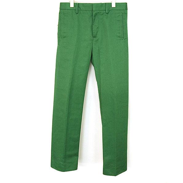667863730 Acne Studios Akune's toe Dio's 15SS Rylan H Twill Pants twill underwear  straight underwear men green ...