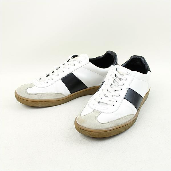 331a4c48f4c SAINT LAURENT PARIS Saint-Laurent Paris SL/25 leather jar man trainer sneakers  men ...
