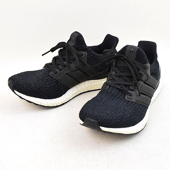 e795d2c66ae0 adidas Adidas ULTRA BOOST ULTRA BOOST 3.0 PRIMEKNIT sneakers men black 28cm
