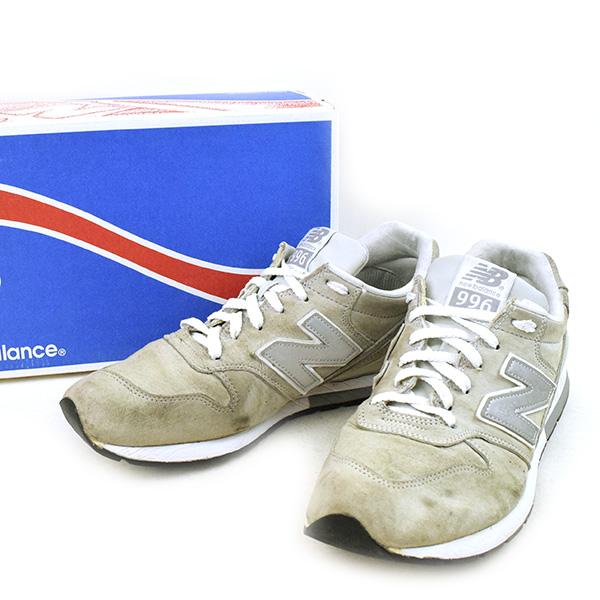promo code 11ad1 78d3f NEWBALANCE New Balance MRL996DG low-frequency cut sneakers men gray 27.5cm