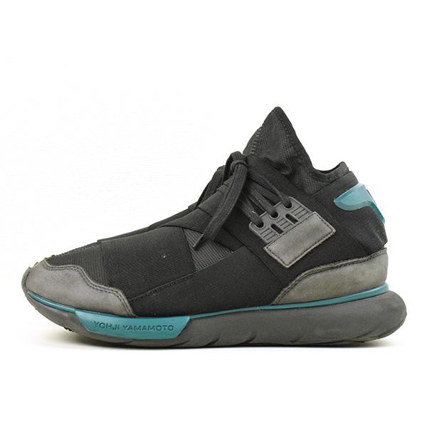 cb252a1877aa3 MODESCAPE Rakuten Ichiba Shop  Y-3 Weiss Lee 16AW QASA HIGH sneakers ...