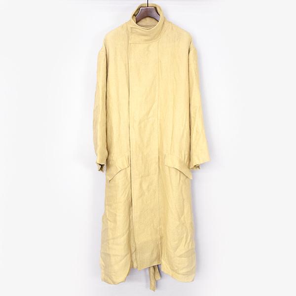 【中古】whowhat フーワット 10th anniversary tibet coat 10着限定 チベットコート メンズ ベージュ M