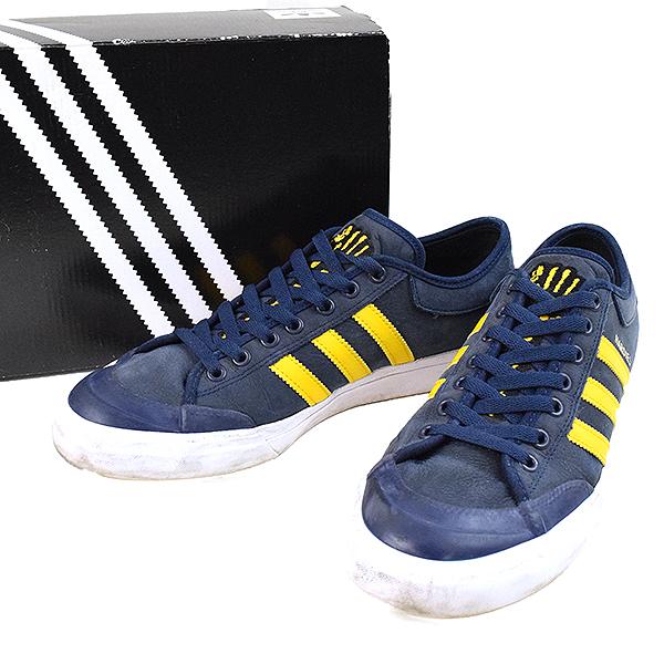 huge sale 8ca60 5c399 MODESCAPE Rakuten Ichiba Shop: adidas Adidas Matchcourt x HARDIES sneakers  men navy 27.5cm | Rakuten Global Market