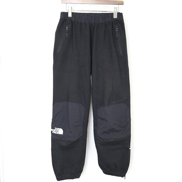 【中古】Supreme シュプリーム ×The North Face ザノースフェイス 16SS Steep Tech Sweat Pants スウェットパンツ メンズ ブラック M
