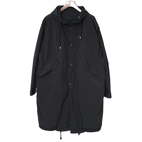 【中古】TEATORA テアトラ Souvenir Hunter packable パッカブルスーベニアハンターコート メンズ ブラック 48