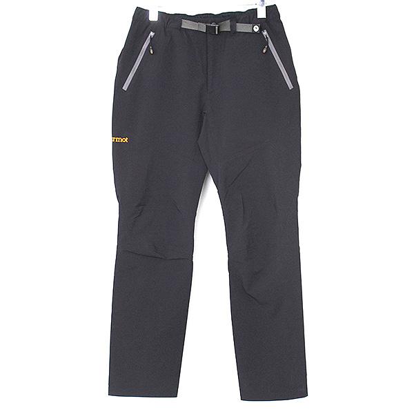【中古】Marmot マーモット ×BEAMS GOLF ビームスゴルフ ナイロンストレッチパンツ メンズ ブラック M