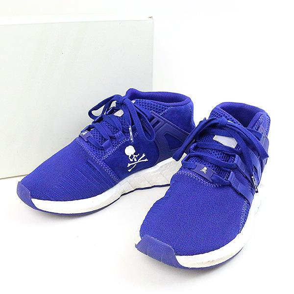 release date 3f70d 740c8 adidas Originals Adidas originals X mastermind EQT SUPPORT ULTRA CQ1827  sneakers men blue 28cm