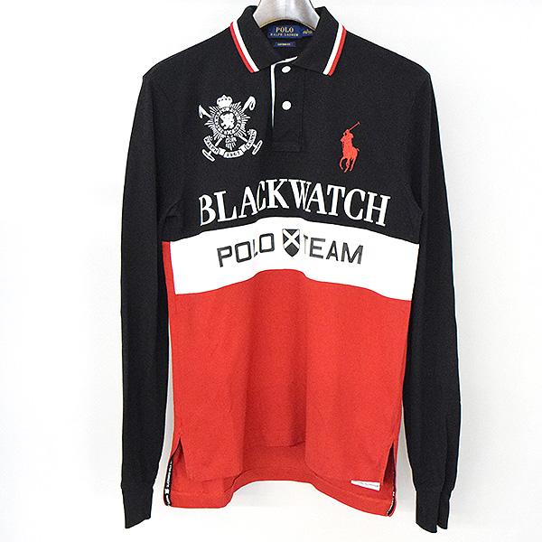 b8e0948a Polo by Ralph Lauren polo by Ralph Lauren BLACKWATCH POLO TEAM Longus Reeve polo  shirt men ...