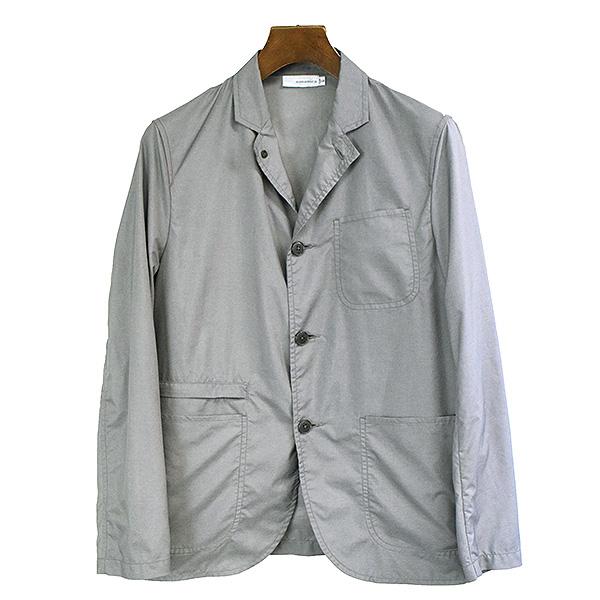 【中古】nanamica ナナミカ ウインドジャケット メンズ グレー S