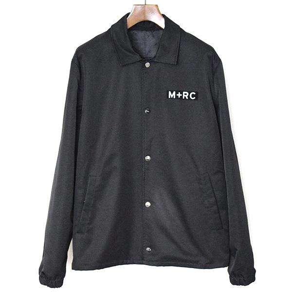 【中古】M+RC NOIR マルシェノア 16AW B Coach Jacket メンズ ブラック L