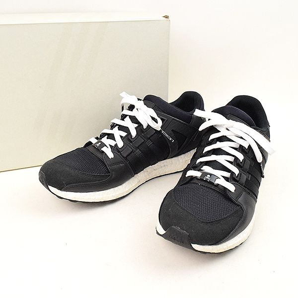pretty nice 89ffe 3229b adidas Adidas X mastermind JAPAN EQT SUPPORT ULTRA MMW sneakers men black  28cm