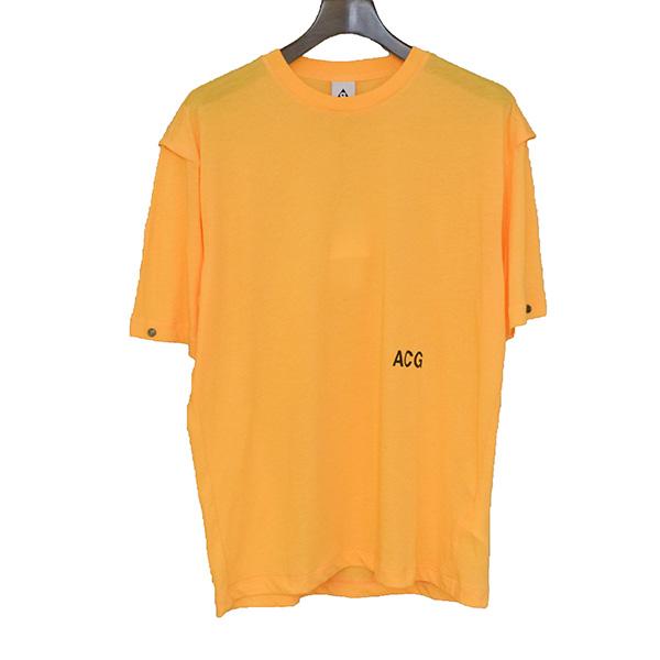 c981fb55 Nike ACG ナイキエーシージー VARIABLE T-SHIRT TEE LASER T-shirt men orange ...