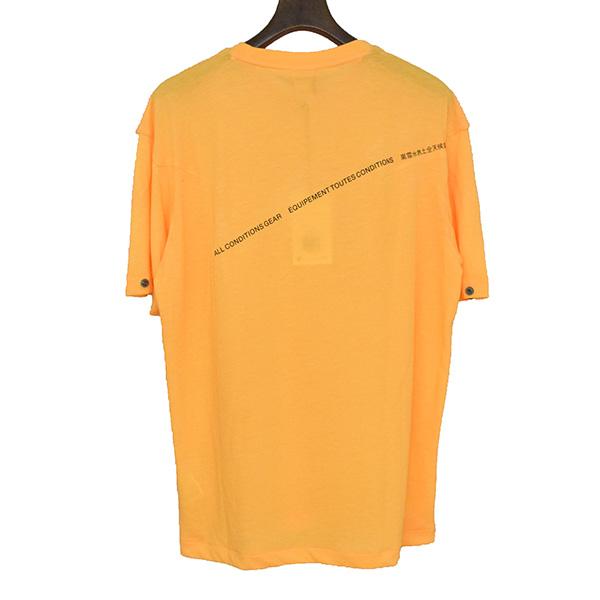 nike acg yellow tee