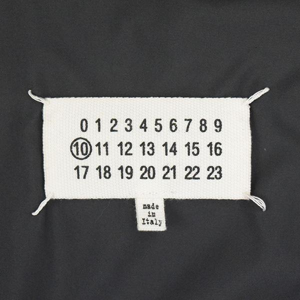 bc452006c4 Maison Martin Margiela10 maison Martin Margiela 17AW Coe Ted nylon  multi-fastener sports jacket men black 44