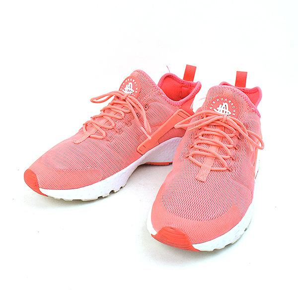 d14fbb4c3956 MODESCAPE Rakuten Ichiba Shop  NIKE Nike WMNS AIR HUARACHE RUN ULTRA  sneakers men fluorescence orange 28cm