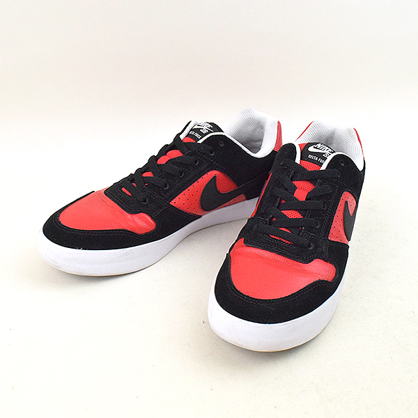 4b7bf582414 MODESCAPE Rakuten Ichiba Shop  NIKE SB Nike skateboarding SB DELTA FORCE  VULC sneakers men red 26.5cm