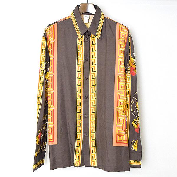 2933c4591779de MODESCAPE Rakuten Ichiba Shop  GIANNI VERSACE Gianni Versace silk ...