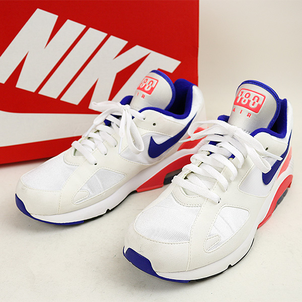 new products 1a784 3a689 NIKE Nike AIR MAX 180 ULTRAMARINE sneakers 615,287-100 men s multicolored  27.5cm
