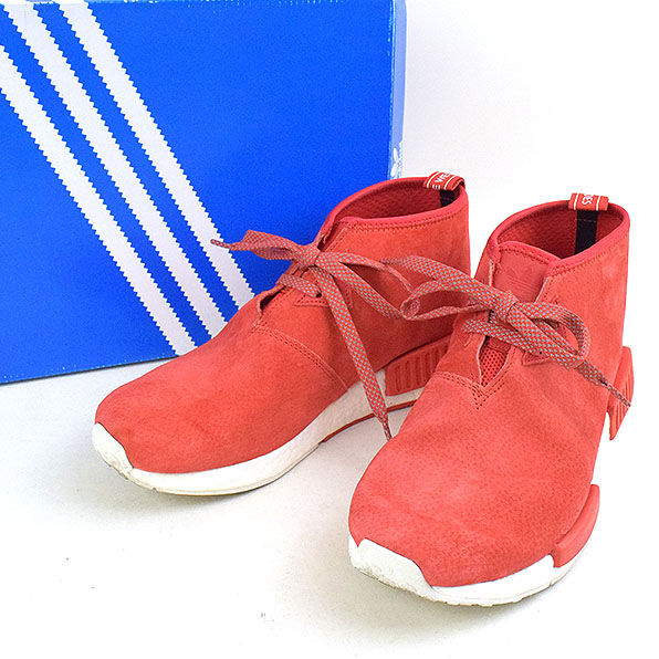 big sale 4f3f2 10af3 adidas Adidas NMD CHUKKA sneakers S79147 26cm men's red 26cm