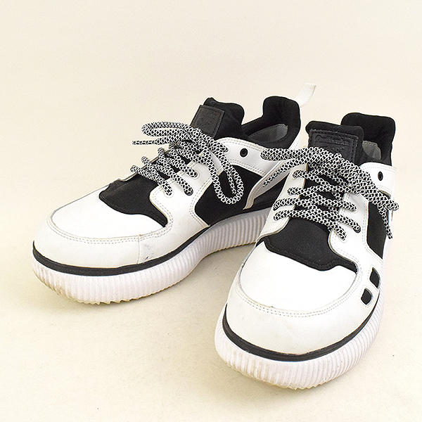 new arrival 45dc2 7e93f Onitsuka Tiger Onitsuka tiger x ANDREA POMPILIO 16AW DINGHY sneakers men  white 27.5cm