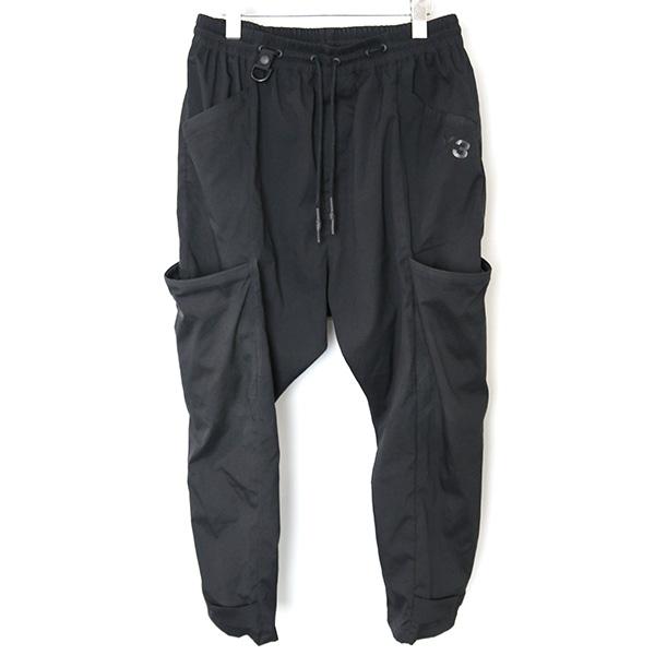 【中古】Y-3 ワイスリー 17SS MINIMALIST PANTS パンツ メンズ ブラック M