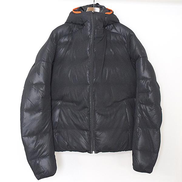 37437bc078de MODESCAPE Rakuten Ichiba Shop  adidas by kolor Adidas by color hooded mesh down  jacket men black M