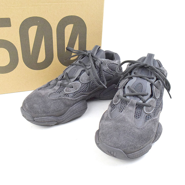 61b24b233 MODESCAPE Rakuten Ichiba Shop  adidas Adidas YEEZY 500 UTILITY BLACK easy  low-frequency cut