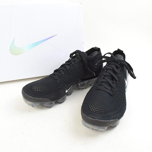 release date: a82d4 843bf NIKE Nike AIR VAPORMAX FLYKNIT 2 sneakers men black 29cm