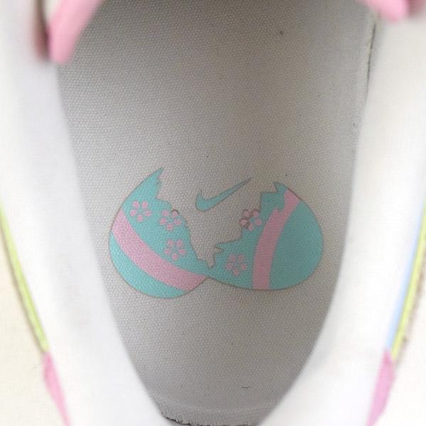 NIKE Nike AIR FORCE 1 07 QS sneakers multicolored men mixture 27cm
