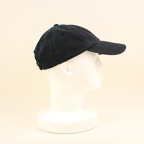 0905f91e7caa6e ... VETEMENTS X Reebok ヴェトモン X Reebok Eyelet design baseball cap men black  ...
