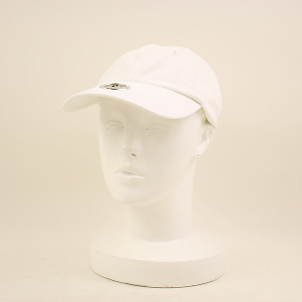 d450b25ca8e47a VETEMENTS X Reebok ヴェトモン X Reebok Eyelet design baseball cap men white ...