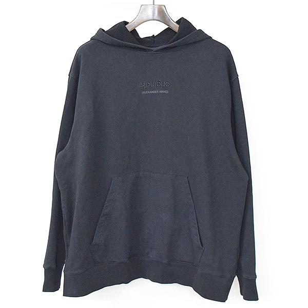 adidas Originals by Alexander Wang Black AW Sweatshirt Body